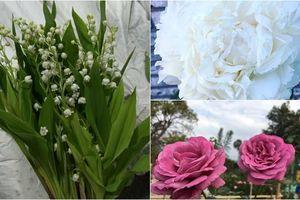 Những bó hoa giá bạc triệu - món quà đắt tiền tinh tế hút khách ngày của MẸ