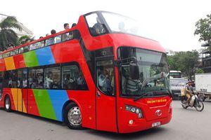 Hà Nội: Xe buýt 2 tầng sẽ chính thức lăn bánh vào cuối tháng 5