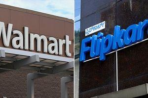 Walmart thâu tóm nhà bán lẻ trực tuyến hàng đầu Ấn Độ