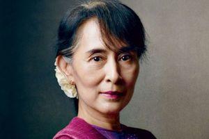 Thiên tình sử lãng mạn của chính trị gia Myanmar Aung San Suu Kyi