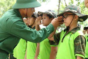 Đừng kỳ vọng con 'lột xác' khi tham gia học kỳ quân đội