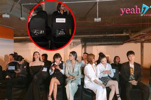 BTC xếp chung hàng ghế với Khánh My trong show thời trang, Nhã Phương lập tức làm điều này