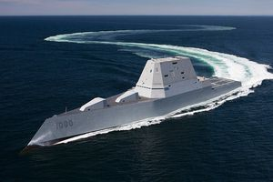 Khám phá USS Zumwalt - tàu khu trục lớn nhất của Hải quân Mỹ