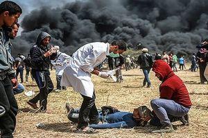 Palestine: quân đội Israel bắn chết 1 người biểu tình