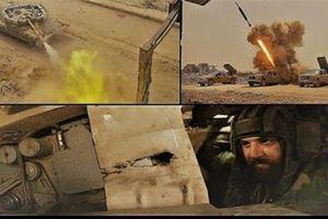 Quân Assad vượt ranh giới đỏ, Đông Euphrates rực lửa