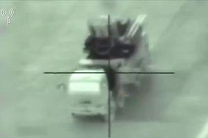 Syria tuyên bố sẵn sàng đáp trả các cuộc không kích của Israel