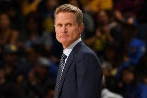 HLV Steve Kerr lo sợ trước sức mạnh của Houston Rockets