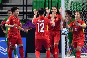 Thua luân lưu trước Thái Lan, Futsal nữ Việt Nam giành hạng tư châu Á