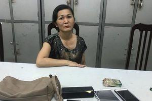 Hà Nội: Giấu ma túy vào vùng kín, một nữ quái bị bắt