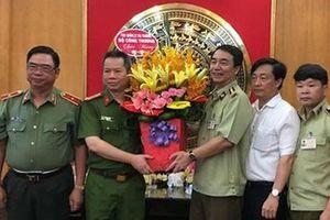 Thứ trưởng Nguyễn Văn Thành gửi Thư khen Công an thành phố Hải Phòng
