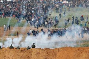 Dải Gaza nóng rực vì xung đột Palestine - Israel