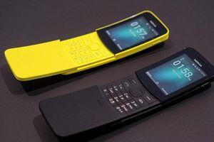 HMD lên kệ Nokia 8110 4G đầu tiên tại châu Á