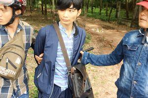 'Hiệp sĩ' bắt được kẻ trộm nhờ camera an ninh