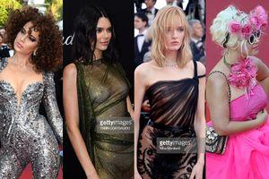 Thảm đỏ Cannes 2018 ngày thứ 4: 'Lố hay lộ' không quan trọng, 'quan trọng vẫn là thần thái'