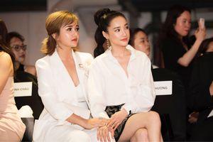Dàn sao đình đám nô nức tới dự show thời trang của Phạm Hương