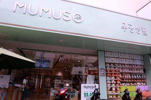 Mumuso không có ở Hàn Quốc