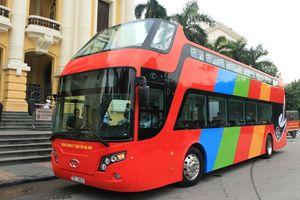 Lộ trình chi tiết của xe buýt 2 tầng sắp hoạt động tại Hà Nội