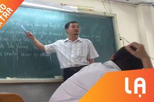 Thầy giáo hát Lan và Điệp bản tiếng Anh cực hài