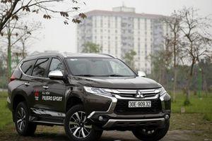 Mitsubishi âm thầm tăng giá xe đa dụng Outlander