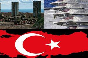 Thổ Nhĩ Kỳ nhận F-35 vào tháng sau, S-400 Nga thất bại?