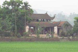 Huyền tích kỳ lạ về ngôi đền 'phát tích' bài thơ Nam Quốc Sơn Hà