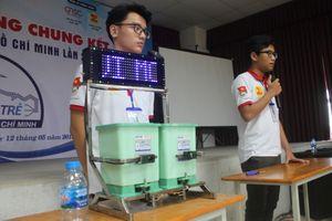 Hơn 500 thí sinh tranh tài tại vòng Chung kết Hội thi Tin học Trẻ TPHCM