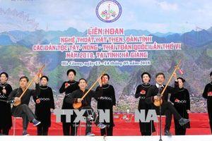 'Điệu hát thần tiên' của người Tày Lào Cai