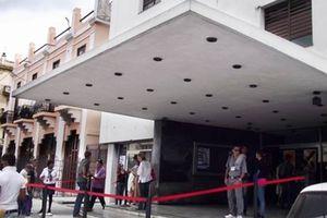Phòng chiếu phim 3D đầu tiên ở Cuba