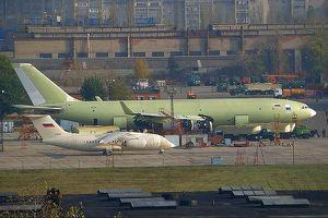 Nga hủy kế hoạch mua 2 máy bay tiếp nhiên liệu Il-96-400TZ