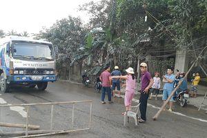 Sớm giải quyết dứt điểm tình trạng ô nhiễm môi trường ở Hòa Nhơn