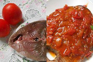 Ngon cơm với cá ngừ sốt cà chua