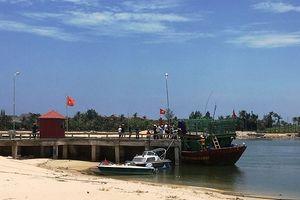 Quảng Bình: Đánh bắt hải sản bất cẩn, một ngư dân tử vong