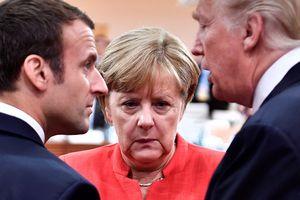 Quan hệ Mỹ, Âu bên bờ tan vỡ và 'lời thề' Pháp, Đức