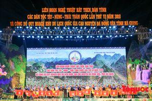 Khai mạc Liên hoan Hát then đàn tính các dân tộc Tày - Nùng - Thái toàn quốc lần thứ VI