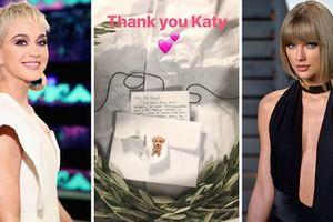 Taylor Swift bất ngờ nhận được lời xin lỗi