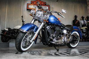 Harley-Davidson Softail Deluxe 2018 giá gần một tỷ duy nhất ở VN