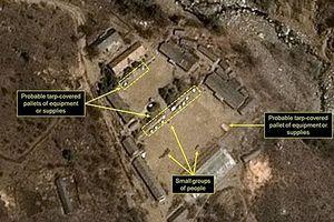 Hàn Quốc hoan nghênh Triều Tiên đóng cửa bãi thử hạt nhân