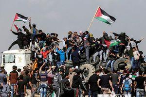 Israel cảnh báo người biểu tình Gaza tránh xa hàng rào biên giới