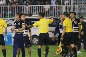 Hà Nội FC nhận liền 5 án phạt, HAGL 'thở phào'