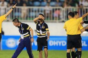 Lãnh đạo Hà Nội FC nói gì khi bị VFF phạt cực nặng?