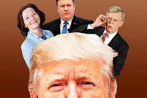 Nội các của Tổng thống Donald Trump: Thanh lọc những… gánh nặng