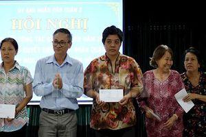TP Hồ Chí Minh phấn đấu kết thúc Chương trình giảm nghèo bền vững trước 2 năm