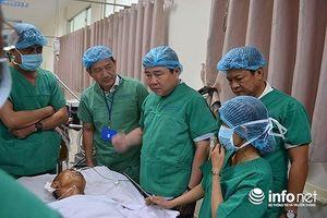 Trưởng nhóm 'hiệp sĩ đường phố' Trần Văn Hoàng kể lại phút lao xe máy vào tên trộm
