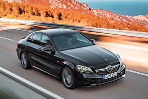 Mercedes-Benz C-Class 2018 sẽ có giá từ 1 tỷ đồng tại Anh