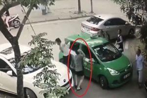 Vụ tài xế taxi bị 'choảng' gạch: Có dấu hiệu của tội phạm hình sự
