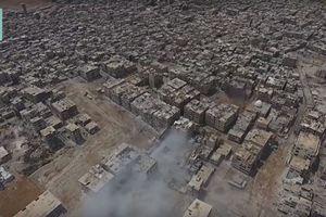 Tàn khốc trận chiến đường phố đẫm máu với IS trong tử địa Yarmouk, Syria