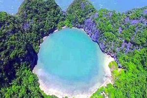Đảo Mắt Rồng - viên ngọc quý mà đất trời đã ban tặng