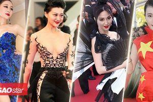 Khi nghệ sỹ vô danh Trung Quốc bỏ ra hàng trăm triệu đồng mua vé mời dự Cannes chỉ để 'đi dạo' thảm đỏ