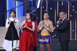 Hari Won, Lâm Vỹ Dạ thèm khát cơ thể 6 múi của đấu sĩ Muay Thái