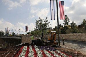 Mỹ mở đại sứ quán gây tranh cãi tại Jerusalem